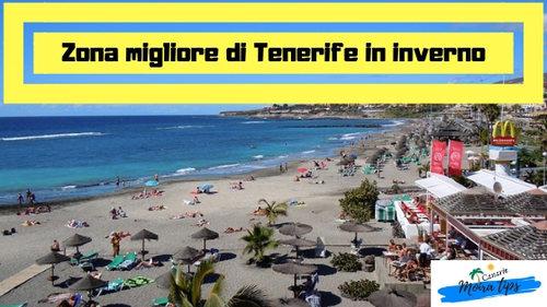 Tenerife parte più calda