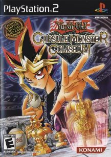 Yu-Gi-Oh! Capsule Monster Coliseum (Mult.5) PS2