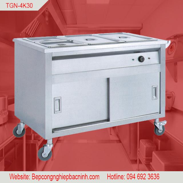 Máy dưỡng nóng thức ăn TGN-4K30