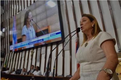 Resultado de imagem para Fabíola reforça agenda antirracista em sessão em homenagem à Revolta dos Búzios
