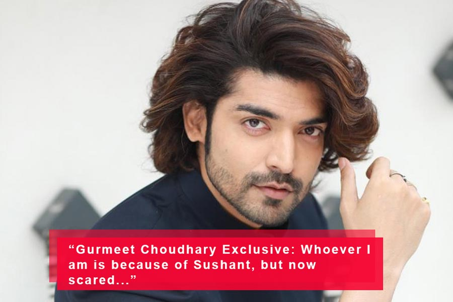 Whoever I am is because of Sushant, but now scared
