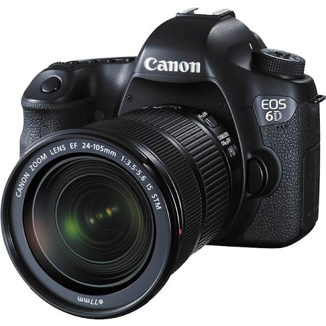 Kamera DSLR Canon Terbaik 2018