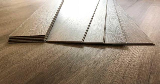 Kelebihan pelapis lantai vinyl