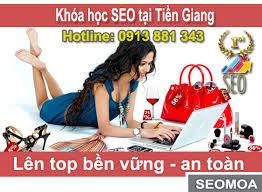 Khóa Học SEO Website Tại Tiền Giang Gía Rẻ Bất Ngờ