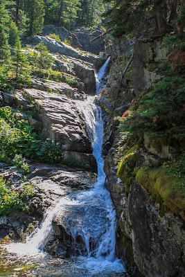 Aster Falls, Glacier National Park