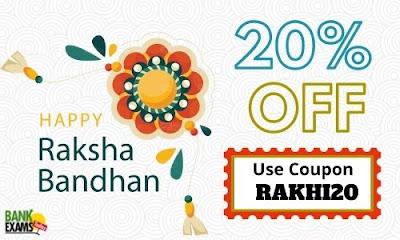 Rakhi Offer on BankExamsToday