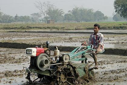 Cara Menjalankan Traktor Tangan Untuk Pemula
