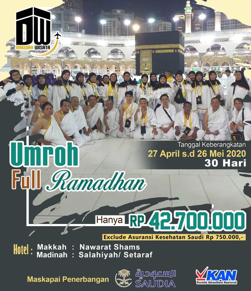 dakwah wisata full ramadhan