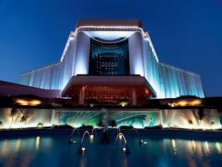 Source: The Ritz-Carlton, Bahrain website. Building facade.