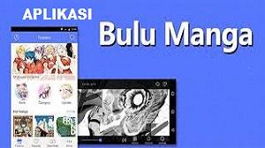 Aplikasi Bulu Manga