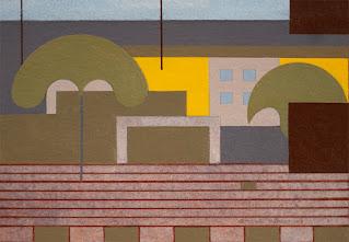 """Yellow Vision 2"" by Michael Garaway"
