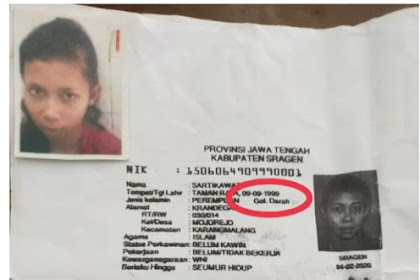 Kisah Tragis Pembunuhan DiBalik Wanita  Cantik Sartikawati Di Sragen