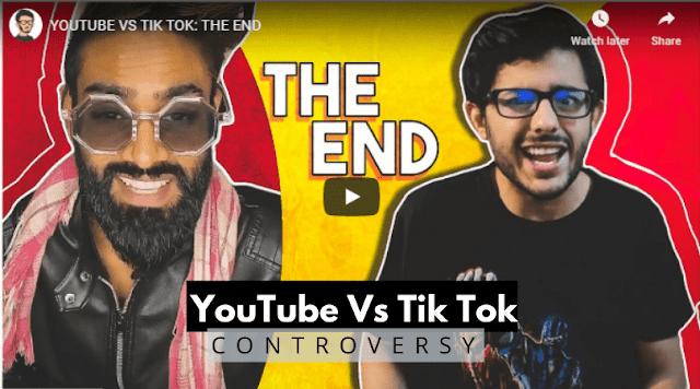 YouTube Vs TikTok - A Waste of Time