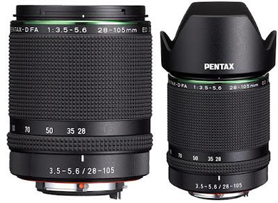 Pentax DFA 28-105mm F/3.5-5.6 фото