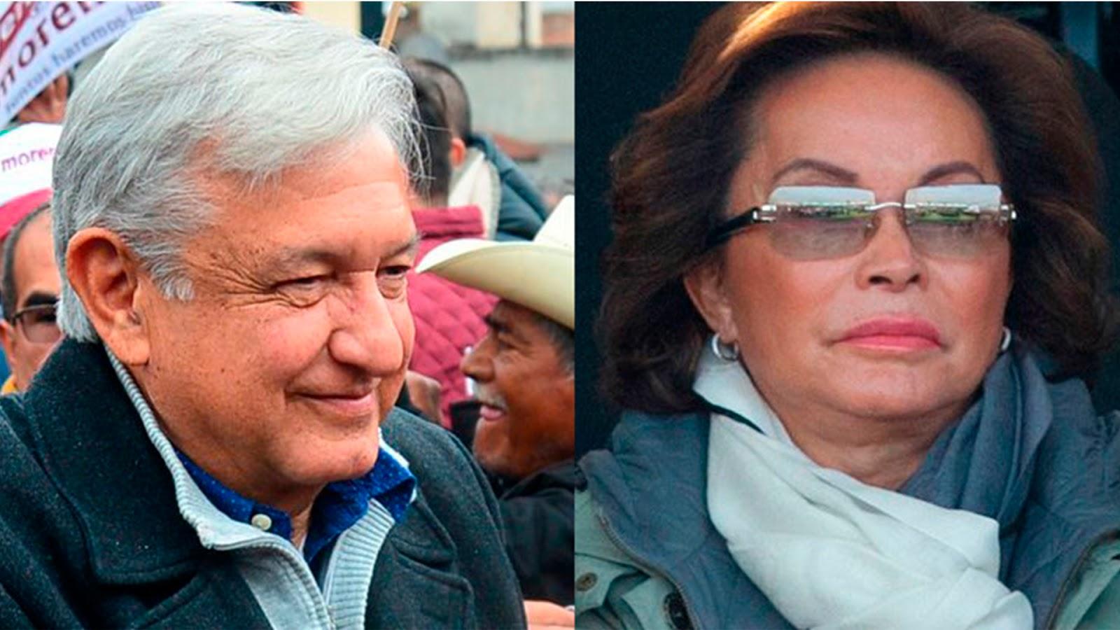 Elba Esther regresa a la política apadrinada por López Obrador: PRD