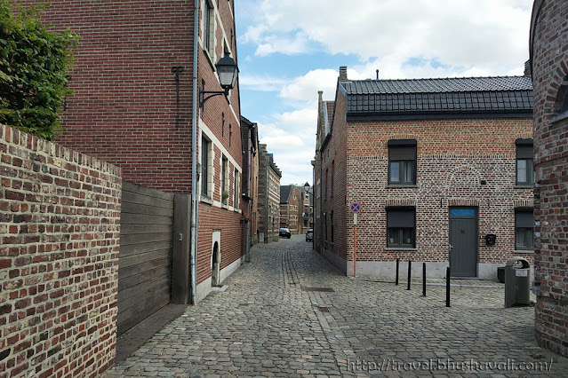St Catharine Beguinage Tongeren UNESCO Belgium