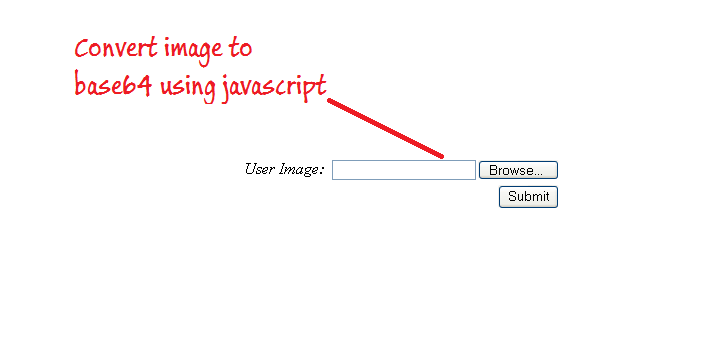 Convert Image file to stream / base64Image using javascript / jquery