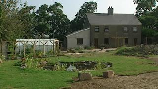 Chris and Bill's garden