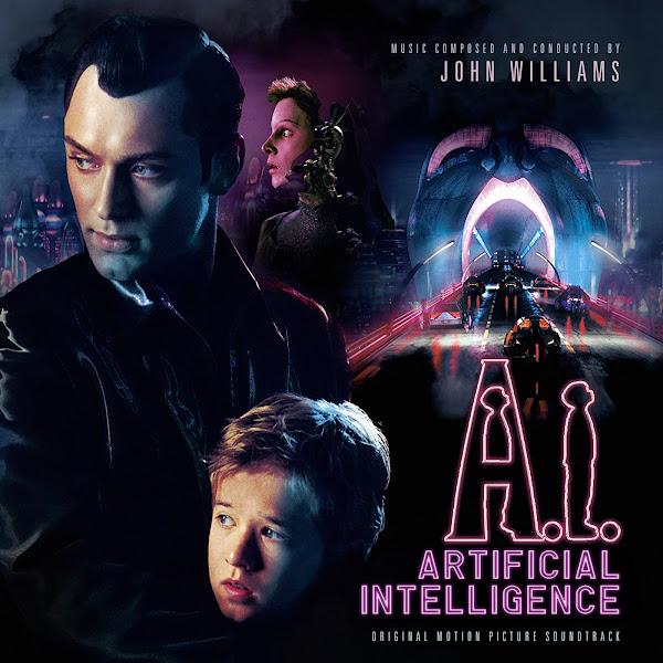 a.i. artificial intelligence soundtrack cover alternate john williams