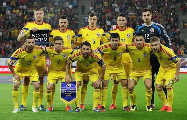Skuad Timnas Rumania EURO 2016