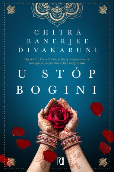 Znalezione obrazy dla zapytania :U stóp bogini Autor:Chitra Banerjee