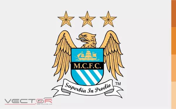 Manchester City FC (1997) Logo - Download Vector File AI (Adobe Illustrator)
