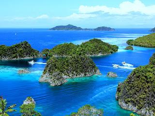 Pulau Keren Raja Ampat