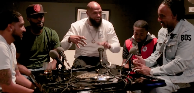 The Connect Podcast Episode 92 - Special Guest: Dutch (Big K.R.I.T Manager)