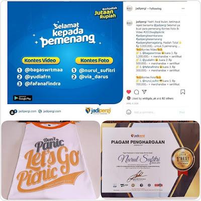 Juara Pertama Kontes Foto Instagram Jadi Pergi ke Ambarawa Nurul Sufitri Travel Lifestyle Blog