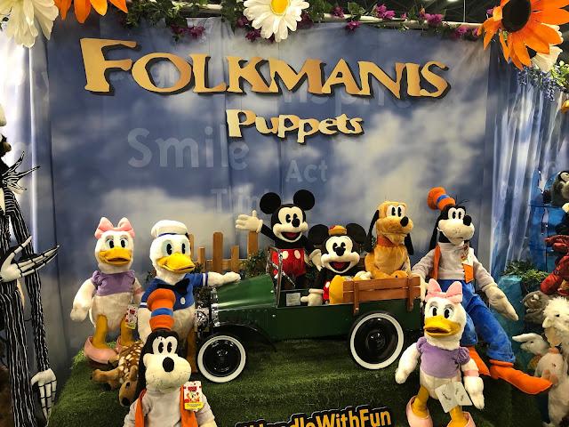 #folkmanispuppets #picturingdisney  #TFNY2019