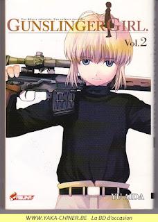 Manga, Gunslinger Girl