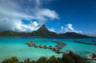 Intercontinental Thalasso Spa, Bora Bora
