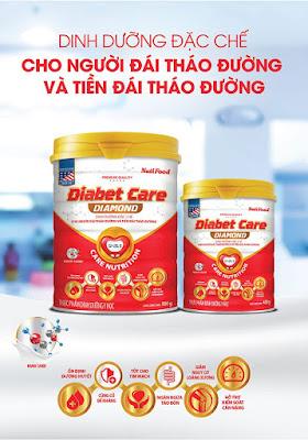 Sữa NutiFood Diabet Care