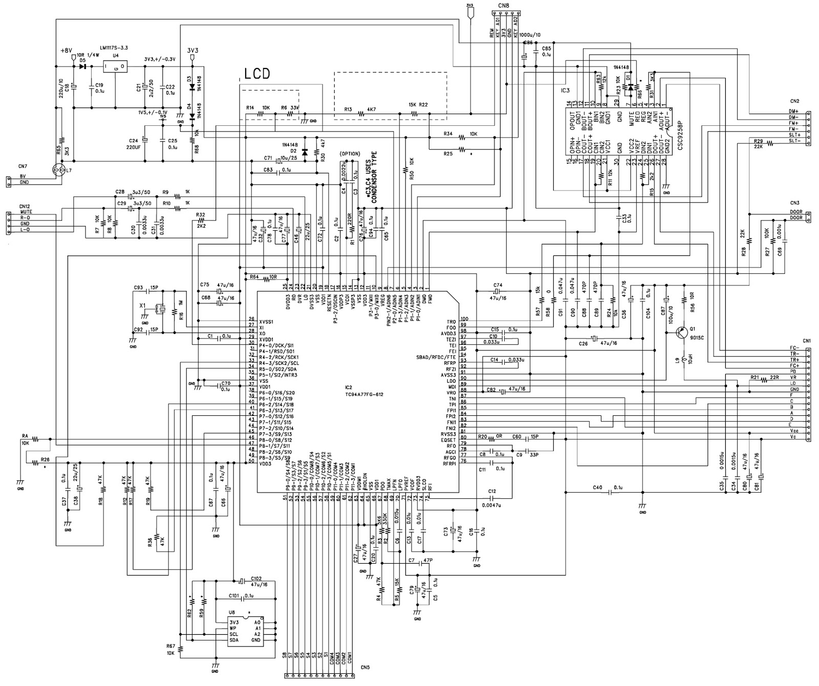 Integrated Circuit 555 Automotivecircuit Circuit Diagram Seekic