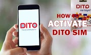 HOW to ACTIVATE DITO SIM to Make Calls and Browse Internet