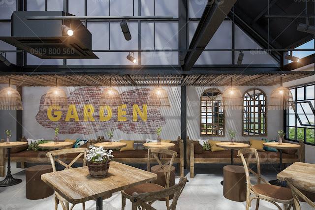 thiet ke nha hang Phuong Minh garden 11 Tư vấn thiết kế nhà hàng lẩu hút khách