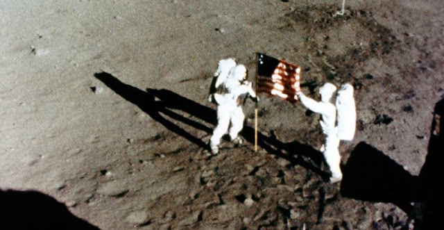 50 years ago one small step one giant leap