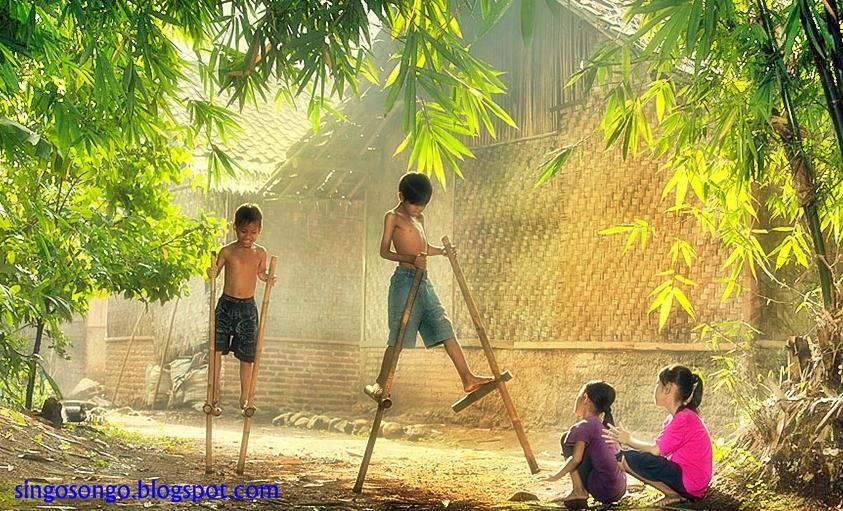 Sanggar Seni Budaya Panranga Permainan Rakyat Dalam Panranga