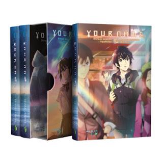 Boxset Your Name - Phiên Bản Manga ebook PDF EPUB AWZ3 PRC MOBI