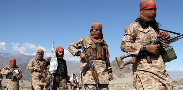 Tahanan Taliban Yang Dibebaskan Kembali Angkat Senjata Lawan Pemerintah