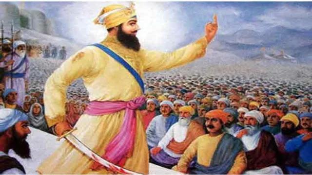 Guru Govind Singh Biography