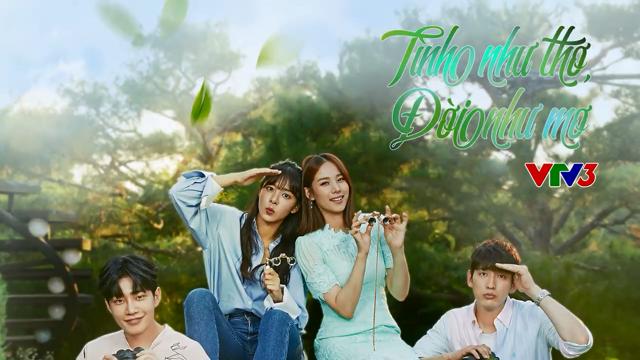 Tình Như Thơ – Đời Như Mơ – Trọn Bộ Tập Cuối (Phim Hàn Quốc VTV3 Thuyết Minh)