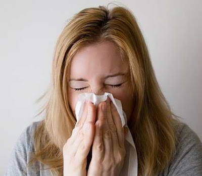 أعراض حساسية الأنف والجيوب الأنفية