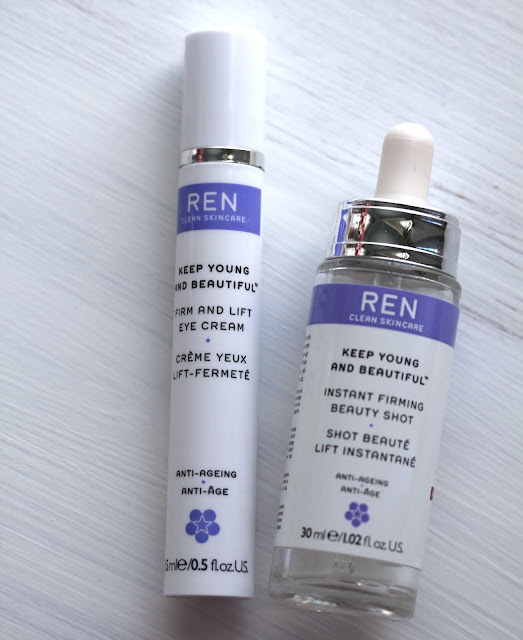 REN Clean Skincare Keep Young and Beautiful review