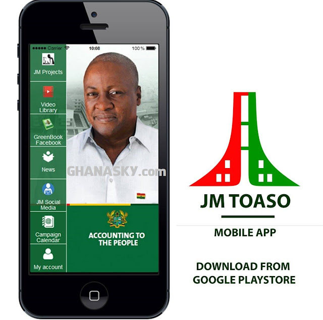 JM Toaso Mobile App - Still Not Popular at Google Store