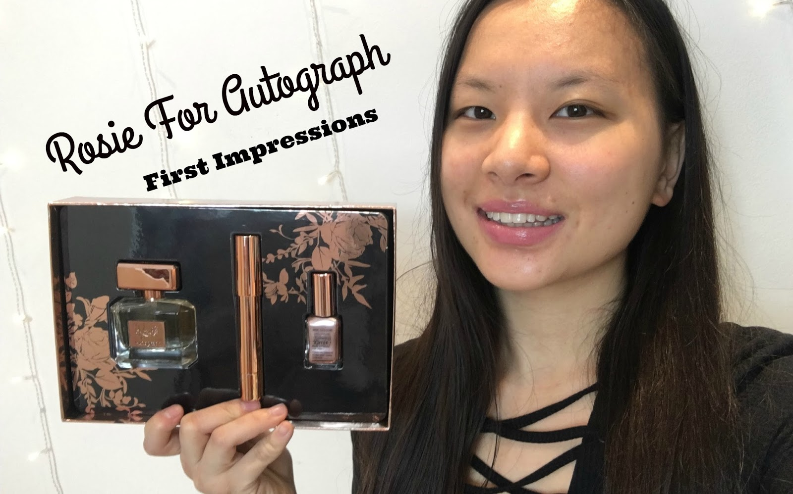 Video | Rosie For Autograph First Impressions