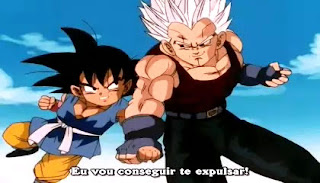 Dragon Ball GT Episodio 29
