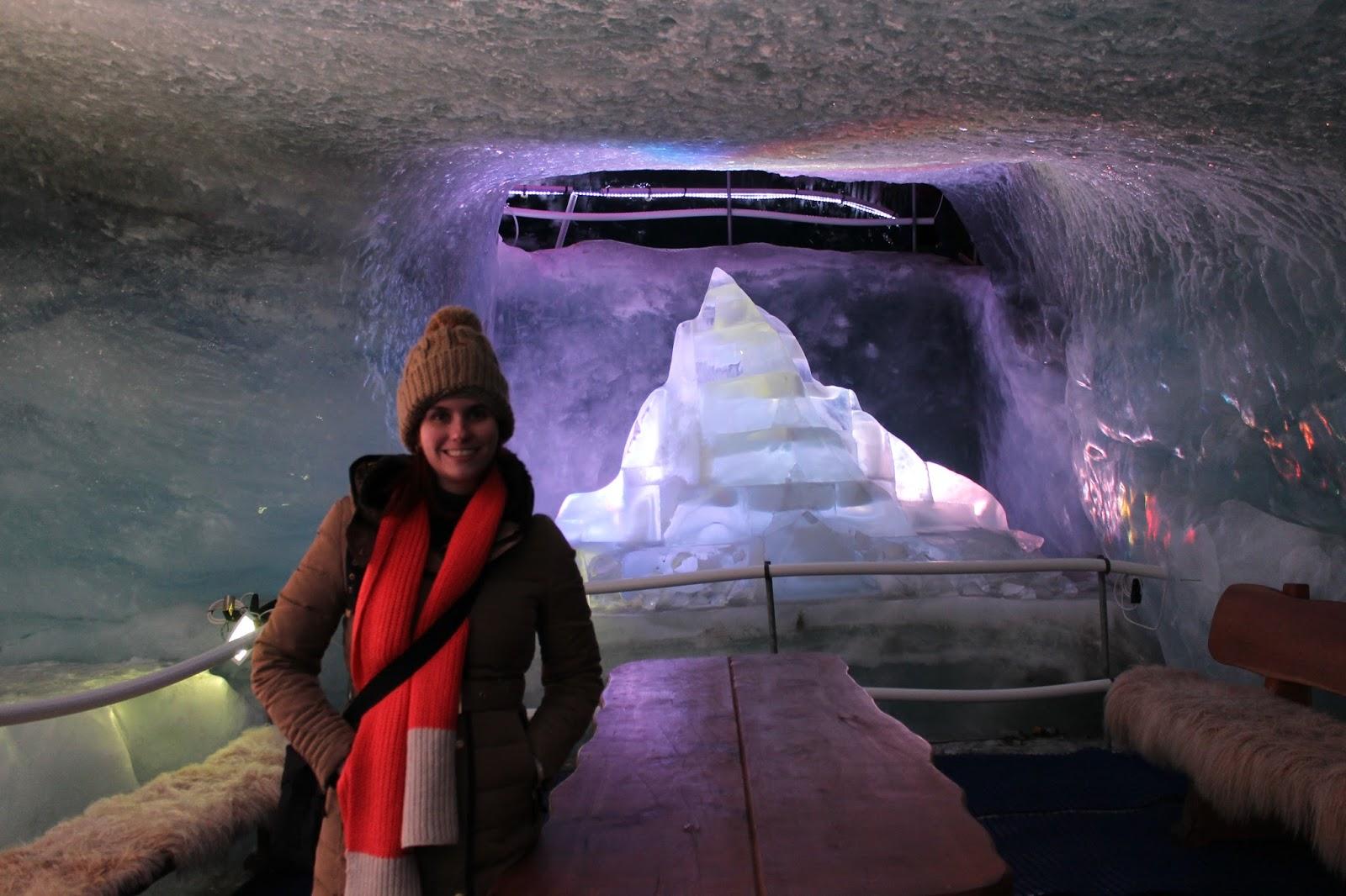 Glacier Palace - Zermatt