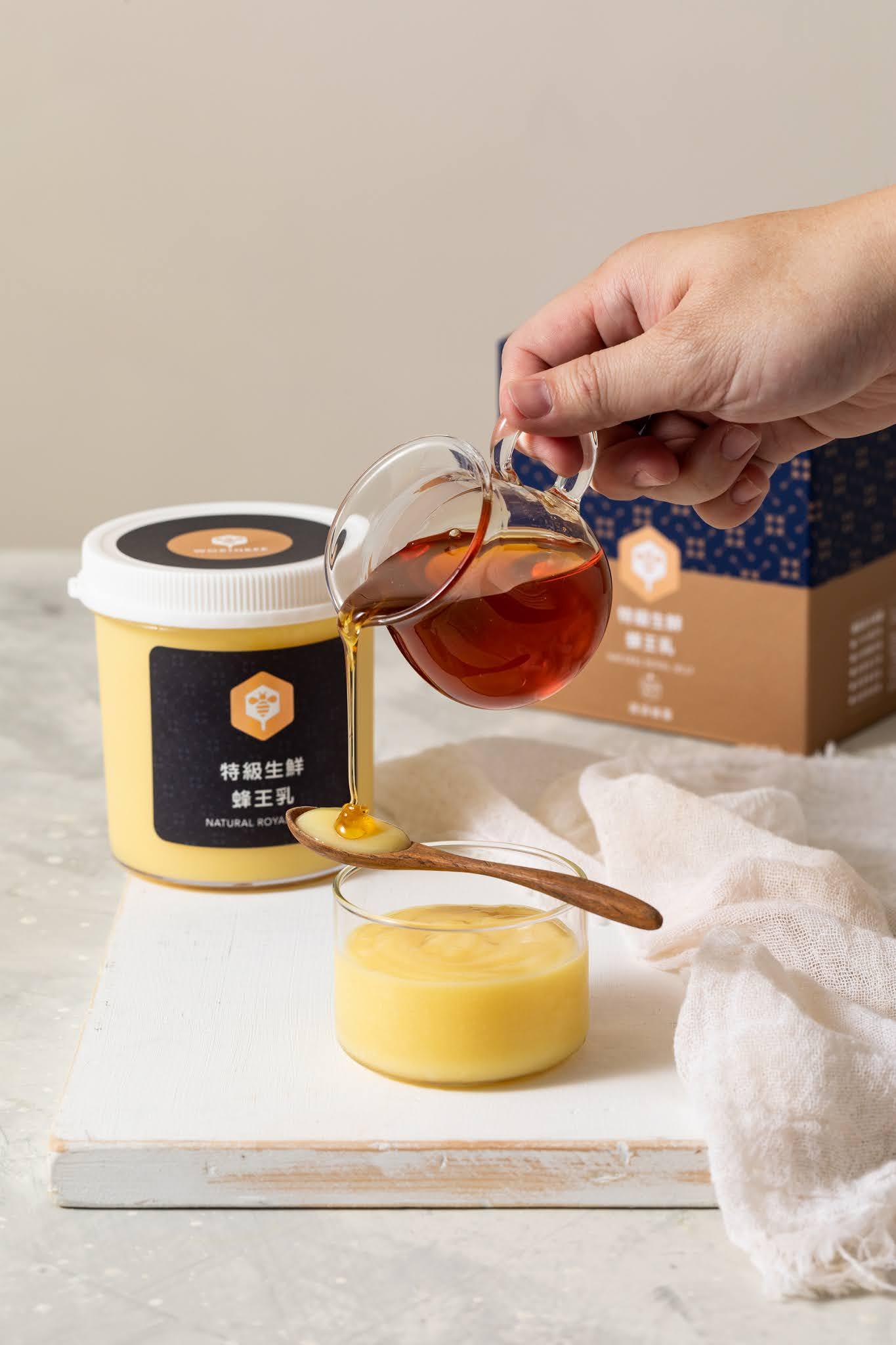 蜂蜜的好處和優點有哪些 蜂王乳和一般蜂蜜的差異