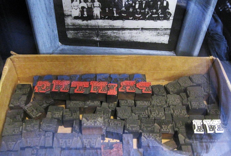 Hamilton Wood Type Foundry: This American Type
